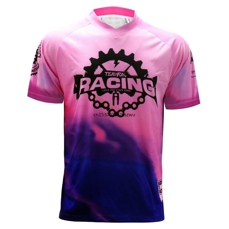 Camiseta de manga corta de Ciclismo para hombre, Maillot de Enduro para...