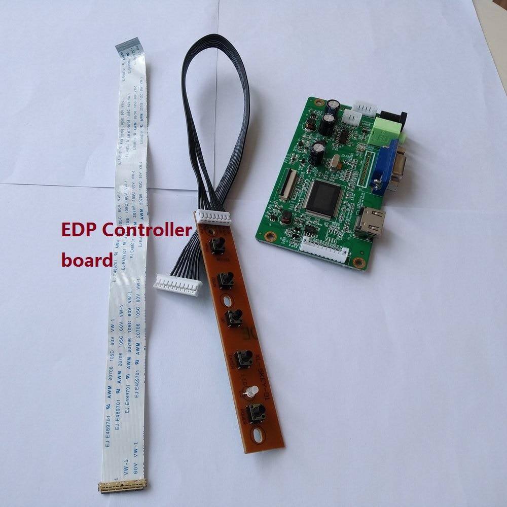 "for B116XTN02.3 HW2D SCREEN display KIT VGA DIY 1366×768 LCD EDP DRIVER monitor 30Pin Controller board 11.6"""