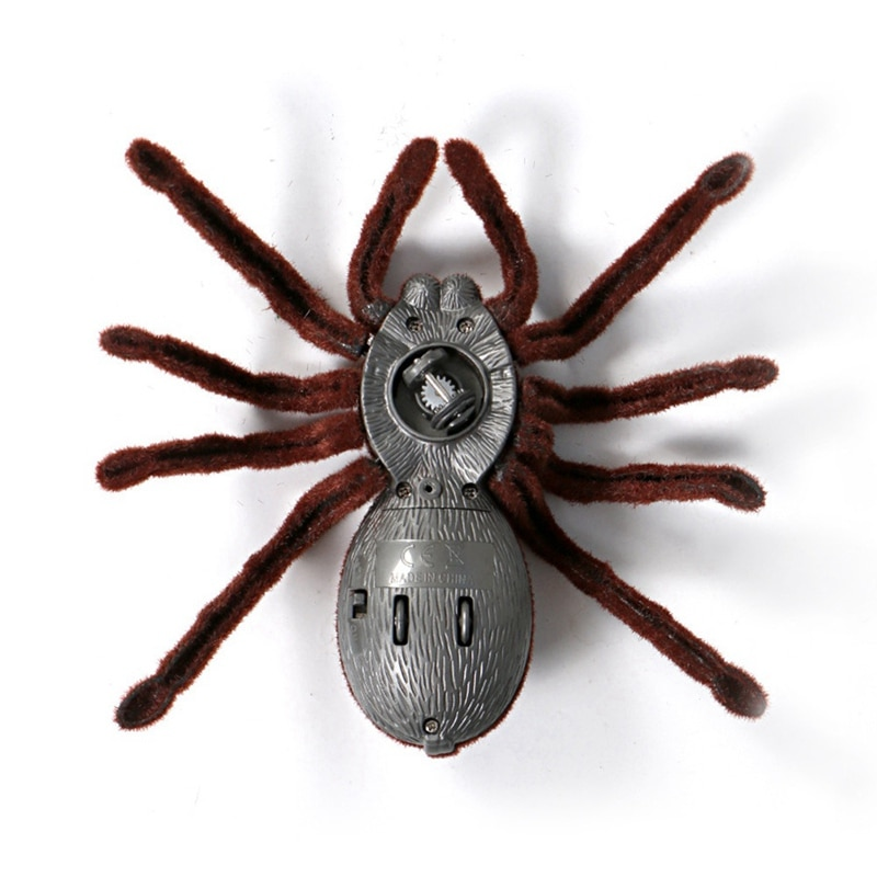 Children Toy Gift Remote Control Scary Super Realistic Spider Infrared RC Kid Halloween Gift enlarge