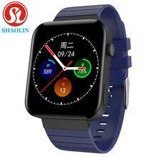 Smart Watch Women Men Sports Fashion Ip68 Waterproof Activity Fitness Tracker Heart Rate Brim Smartw