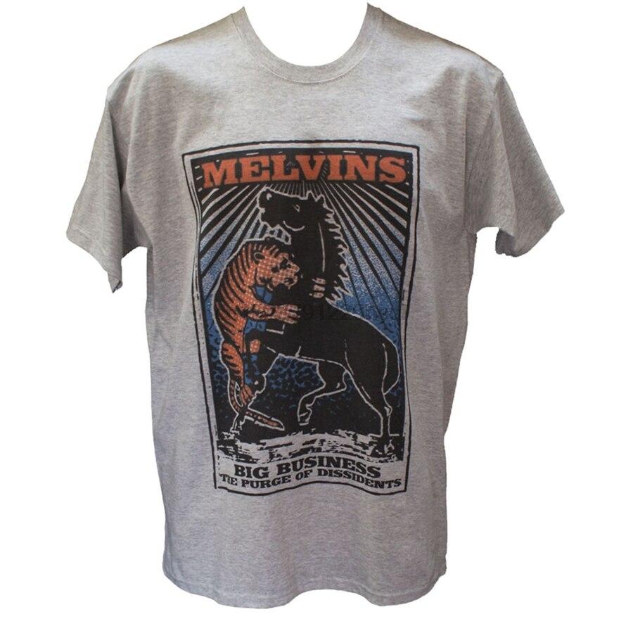 Футболка Melvins Soundgarden Tool Lard Metal в стиле панк-рок, графическая футболка унисекс, стильная круглая футболка