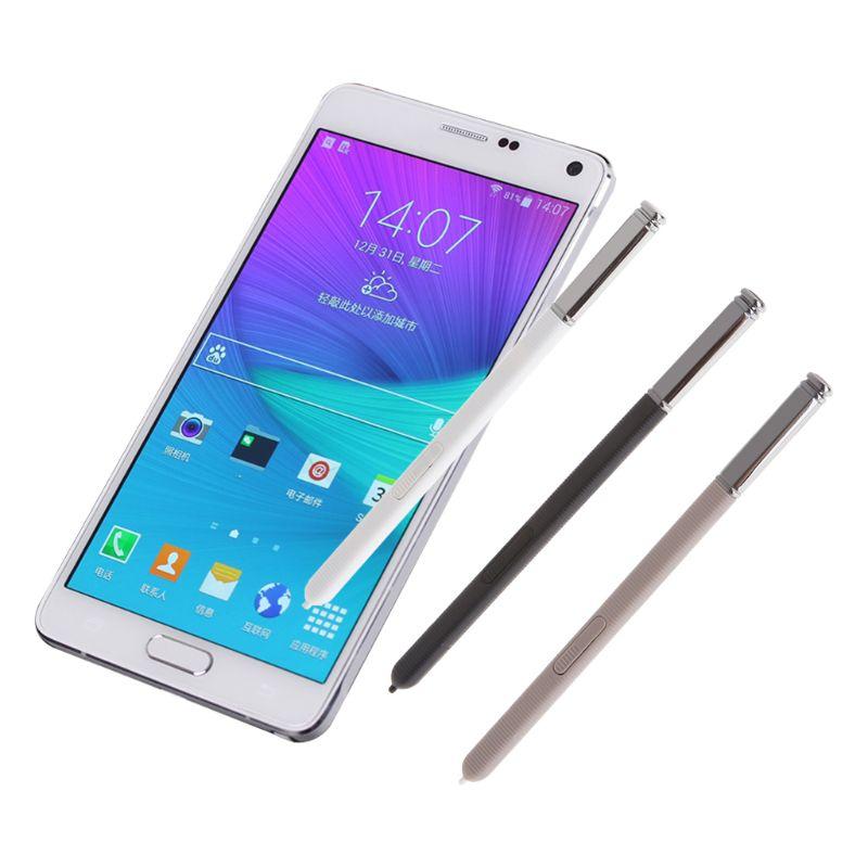 2 formas de recambio táctil S, lápiz táctil Stylus para Samsung Galaxy Note 4 N9100 X6HA