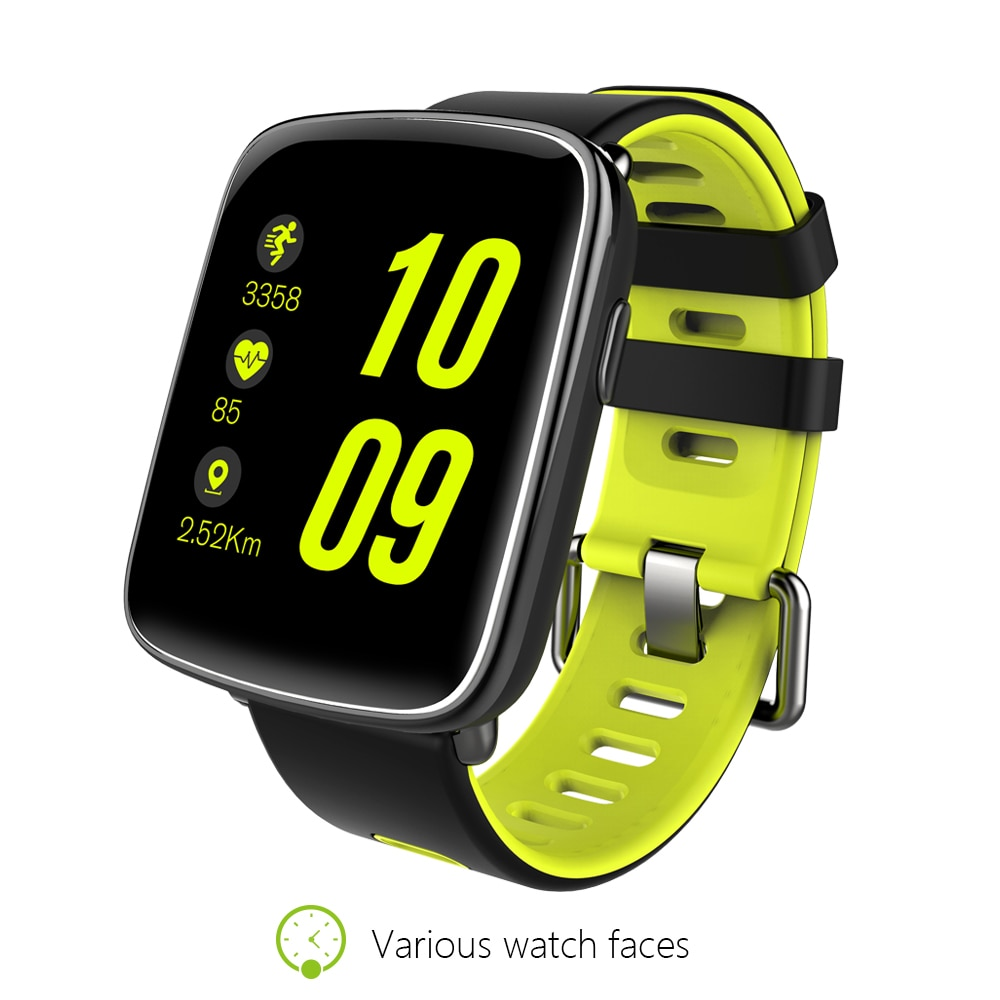Hot GV68 Smart Watch IP68 Water Resistant for Swimming with 1.54 inch TFT HD LCD Display Support Ver 4.0 Bluetooth Smartwatch