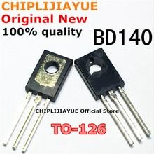 10PCS BD140 TO-126 TO126 new voltage regulator IC