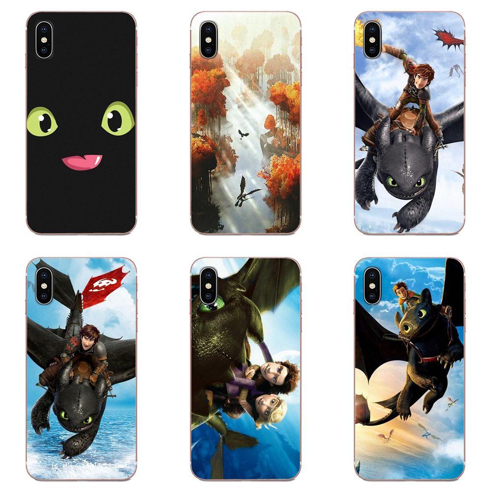 Para HTC deseo 530, 626, 628, 630, 816, 820, 830 A9 M7 M8 M9 M10 E9 U11 U12 vida más suave patrón de cómo entrenar a tu diseño de dragón