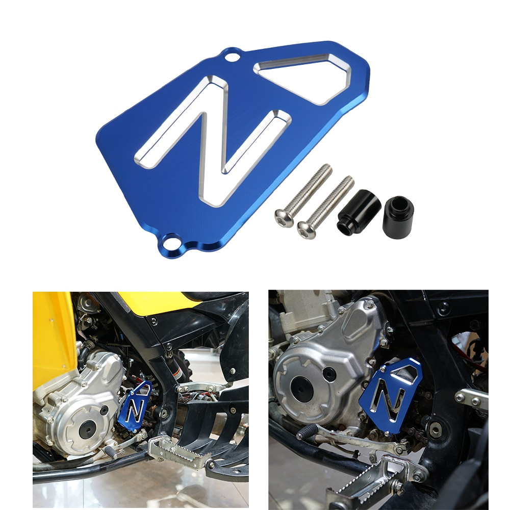 Protector de cubierta de piñón de ahorro de caja ATV para Yamaha Raptor 700 700R YFM700 YFM700R YFM 2009-2020, accesorios de aluminio