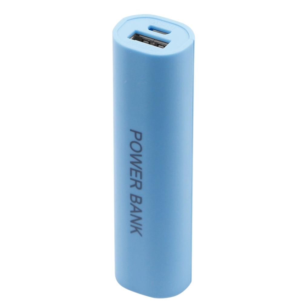 Портативное зарядное устройство USB для мобильных телефонов, чехол для аккумулятора 1x18650 DIY 37MC