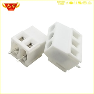 50Pcs 5.08mm KF128 DG500 DG128 2P 3P WHITE PCB Terminals 2PIN 3PIN MKDS 1,5/ 2 - 1715022 MKDS 1,5/ 3-5,08 - 1715734 YANNIU