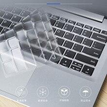 Laptop Tastatur abdeckung TPU Clear Skin Protector Für Lenovo Yoga 730 720 920 530 C930 C749 ThinkBook 13s 14s Ideapad 720S