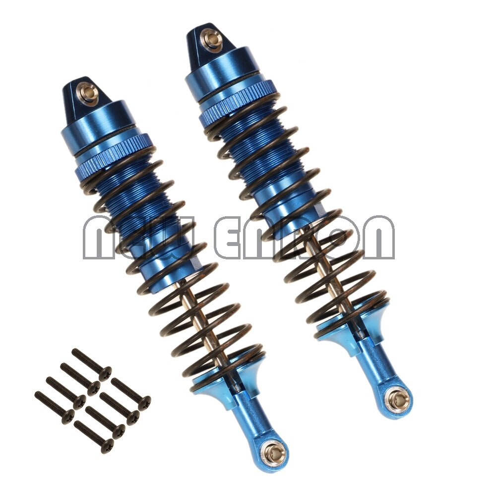 NEW ENRON 2/4P Front 72-90mm Rear 80-105mm Damper Shock Absorber Springs Aluminum For 1/10 RC Crawler CAR Traxxas Slash 4x4 2wd enlarge