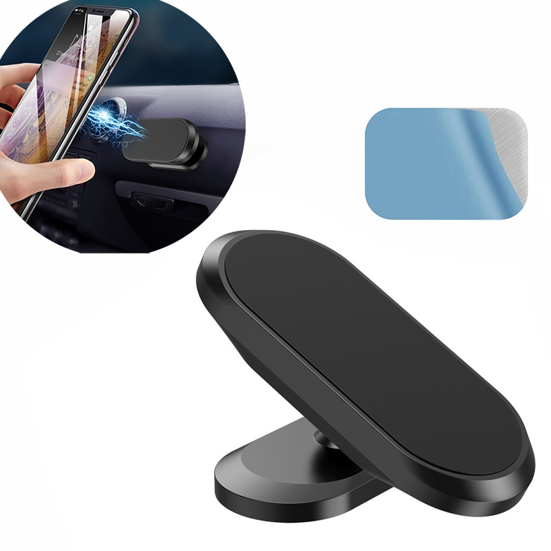GTWIN, soporte magnético para teléfono de coche, soporte magnético para tablero, soporte de teléfono para volante, soporte para teléfono de coche para iPhone Max, Samsung, Xiaomi