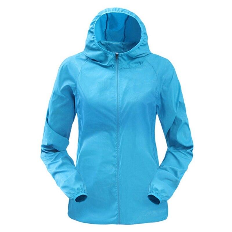 Lookykit chaquetas de correr con capucha de secado rápido Delgado chaquetas de gimnasio Casual sólido cortavientos chaquetas de senderismo ropa deportiva