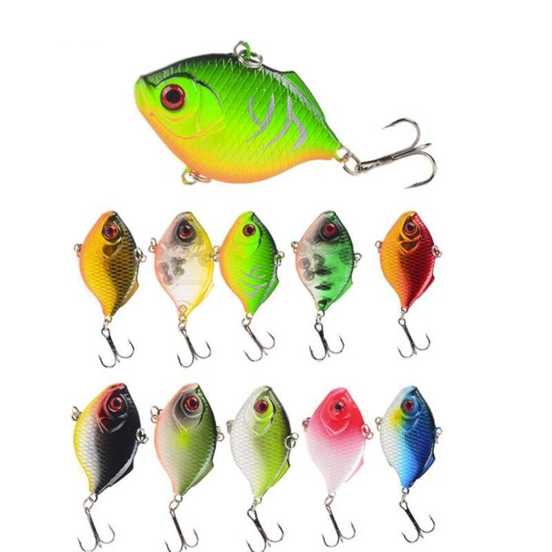 DYGYGYFZ-señuelo de pesca multicolor, nuevo, VIB, tiro largo, señuelo añagaza, bamboleado, señuelo...