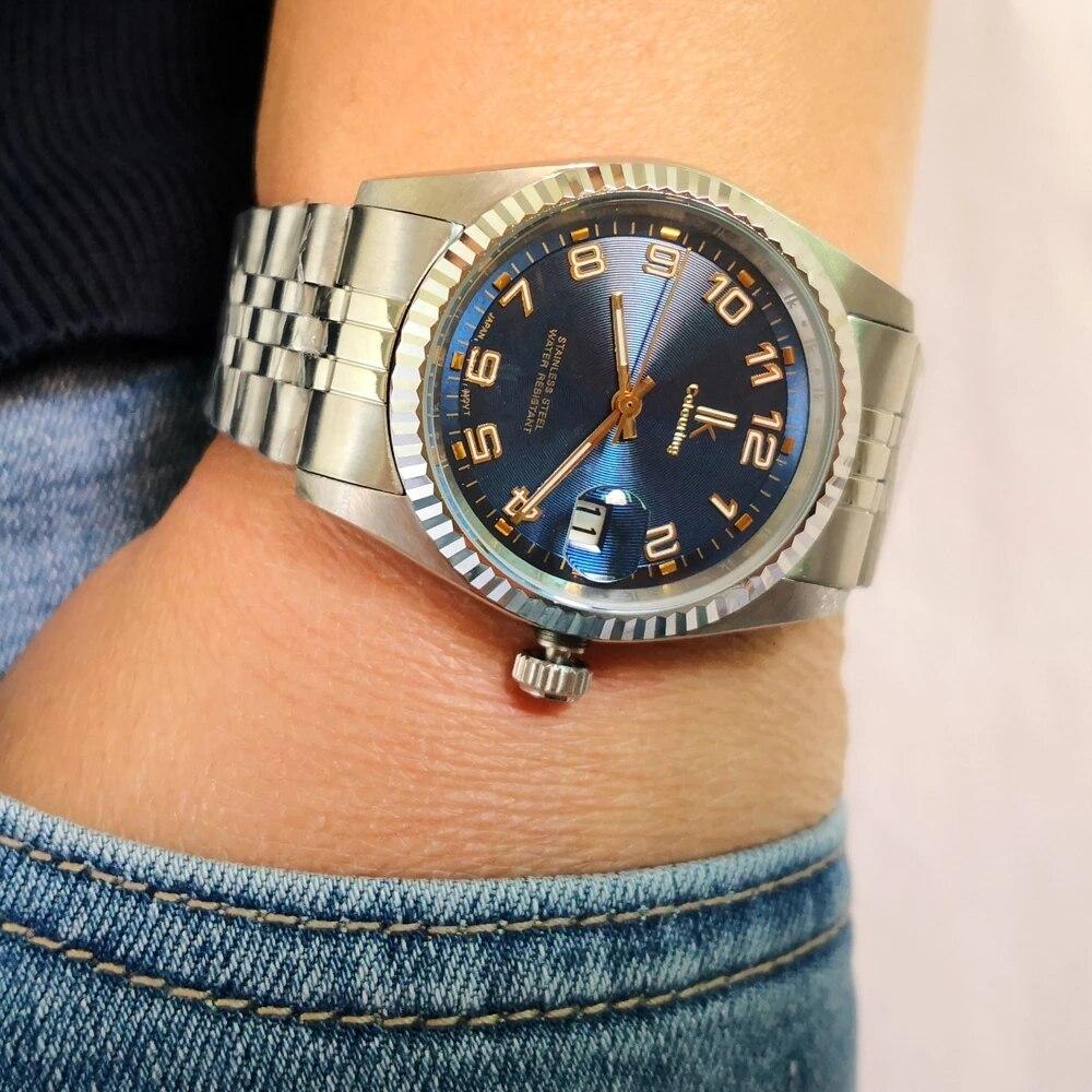 Waterproof 5ATM diving watch men's watch top brand royal design IK luxury watch men's casual fashion