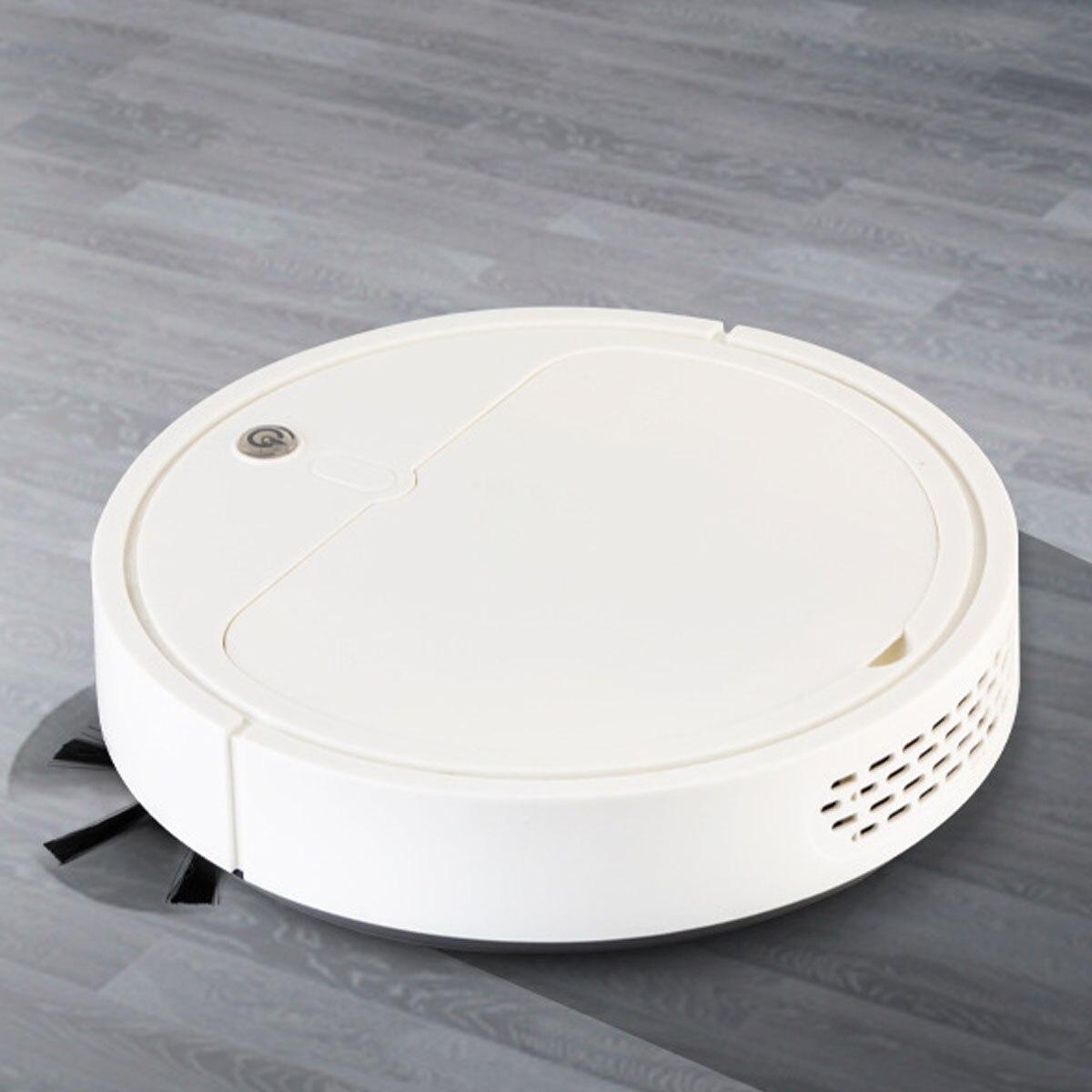 jm8028 robo aspirador de po 1800pa poweful 3 em 1 pet cabelo casa seco molhado esfregar