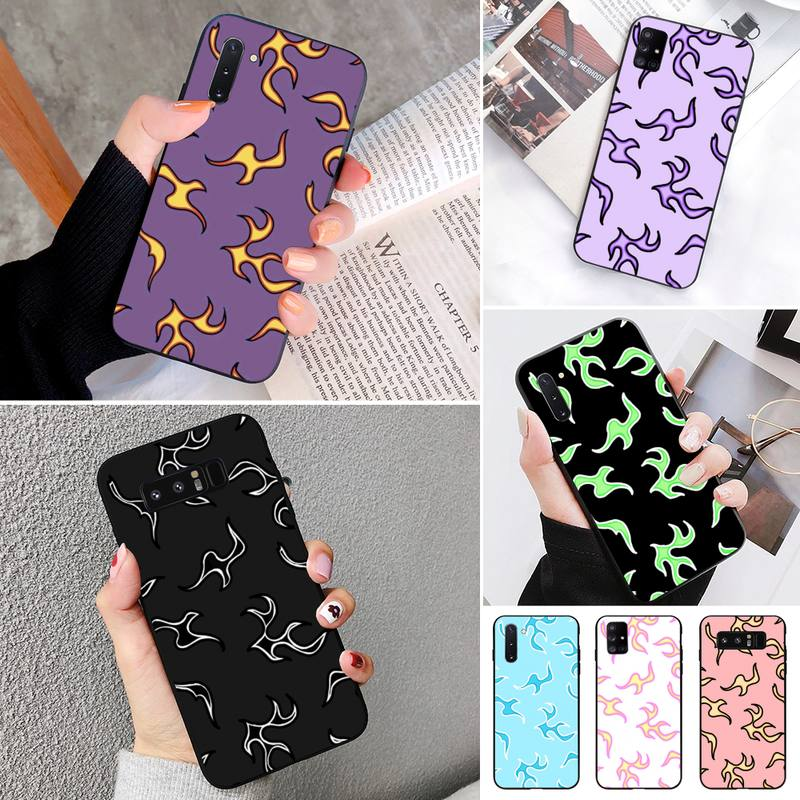 Una gran cantidad de dardos Soft Phone Case Capa para Samsung A71 J2 J4 J5Prime J6 J72017 note5 8 9 10 funda