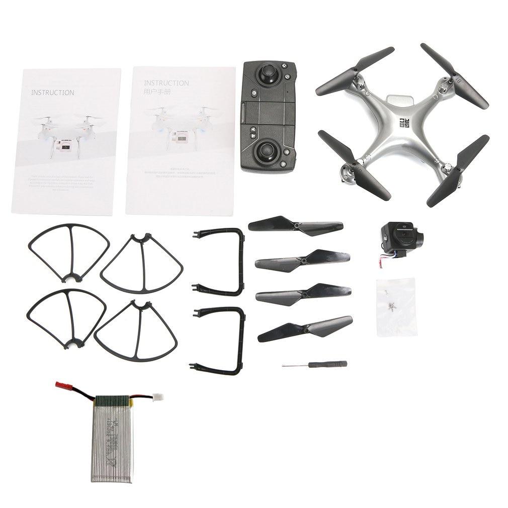 Y logopeda y logopeda S30 RC Drone cuatro axis RC Drone 4K RC Drone GPS de punto fijo de posicionamiento RC Drone RC helicóptero S30 ABS