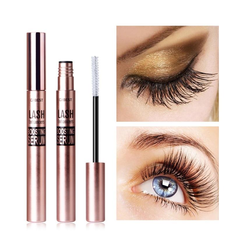 Eyelashes Growth Enhancer Brow Serum For Long Luscious Lashes Eyebrows Revolutionary Serum Boosts Length Eyelash Makeup Cosmetic