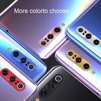 camera lens protective metal ring for xiaomi redmi note 7 k20 pro mi 9t 9 8 se a2 mix 3 back camera lens protector cover case