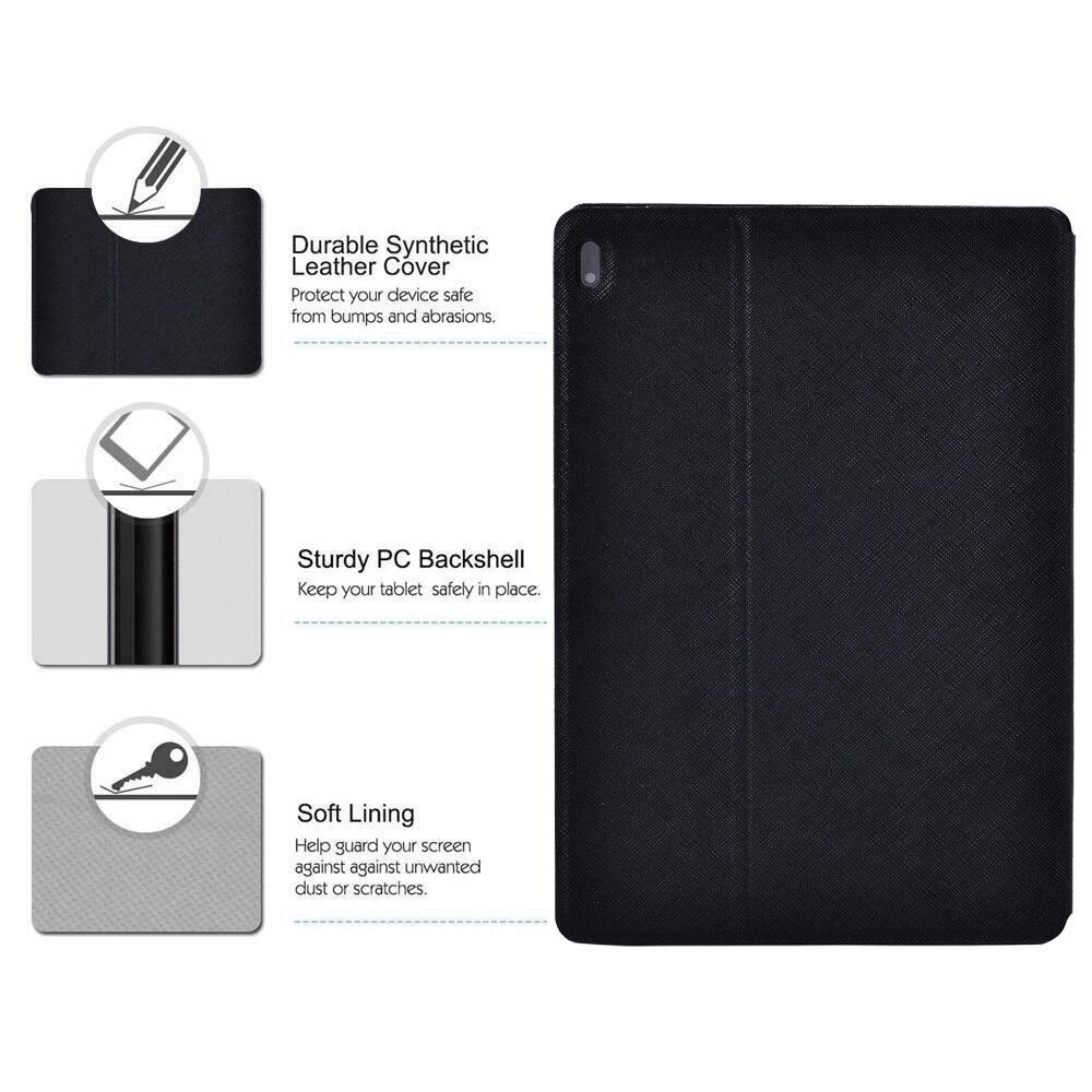 Tablet Cover Case for Lenovo (Tab E10/Tab M10) 10.1