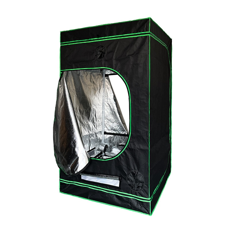 600D Plant Growth Tent Indoor Plant Tent Greenhouse Plant Warm Tent 150*150*200CM Grow Tent  Grow Box
