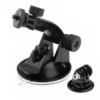 Professional Car Suction Cup Adapter Window Glass Tripod Diameter Base Mount Camera Sports Accessories Gopro ACEHE