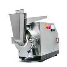 Moulin à eau Mobile machine à poudre commerciale chinois phytothérapie moulin domestique super fine rectifieuse