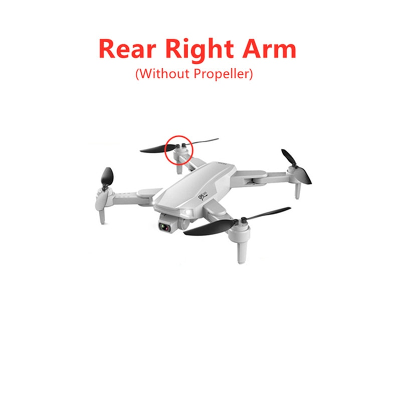 S608 6K GPS Brushless RC Drone Spare Parts 7.4V 3000MAH Battery Propeller S-608 S608S Accessories And Blade S608 Drone Propeller enlarge