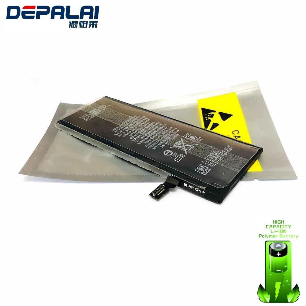 Batería de teléfono para iphone 6G 6Plus 6s 6s plus i7 7G capacidad Real con equipo de máquina herramienta baterías de móvil 0 ciclo