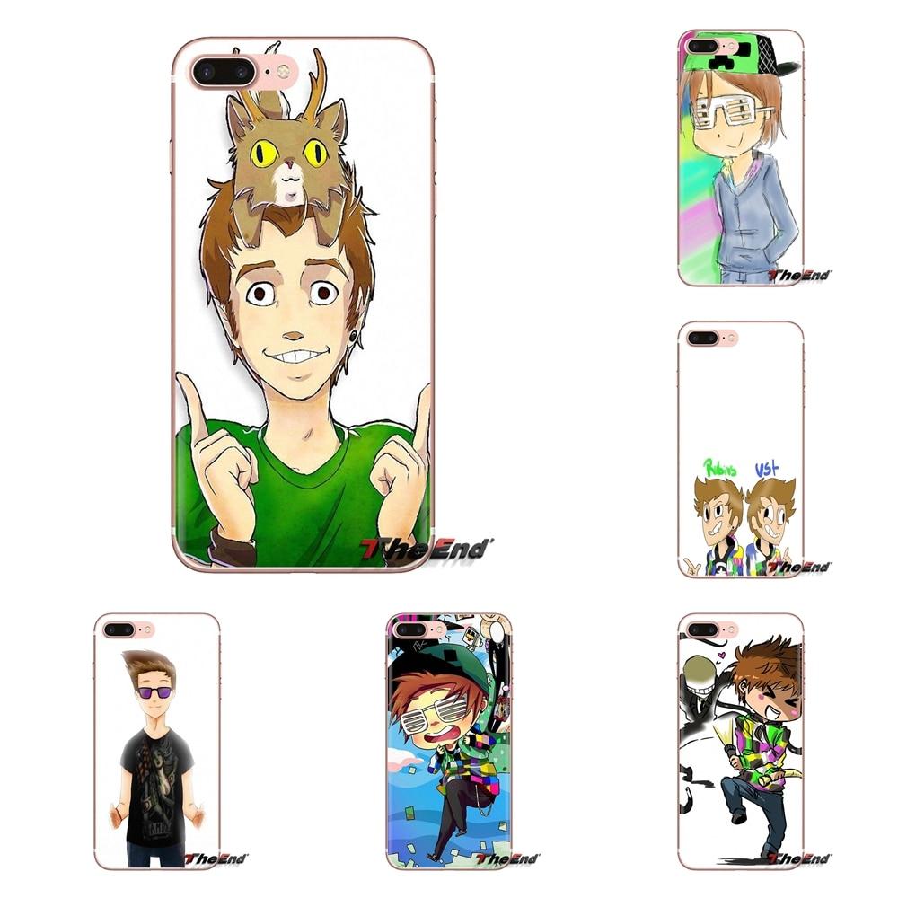 Para Oneplus 3T 5T 6T Nokia 2 3 5 6 8 9 230, 3310, 2,1, 3,1, 5,1, 7 2017, 2018 cubierta de piel de silicona Pastel elrubius arte Impresión de anime