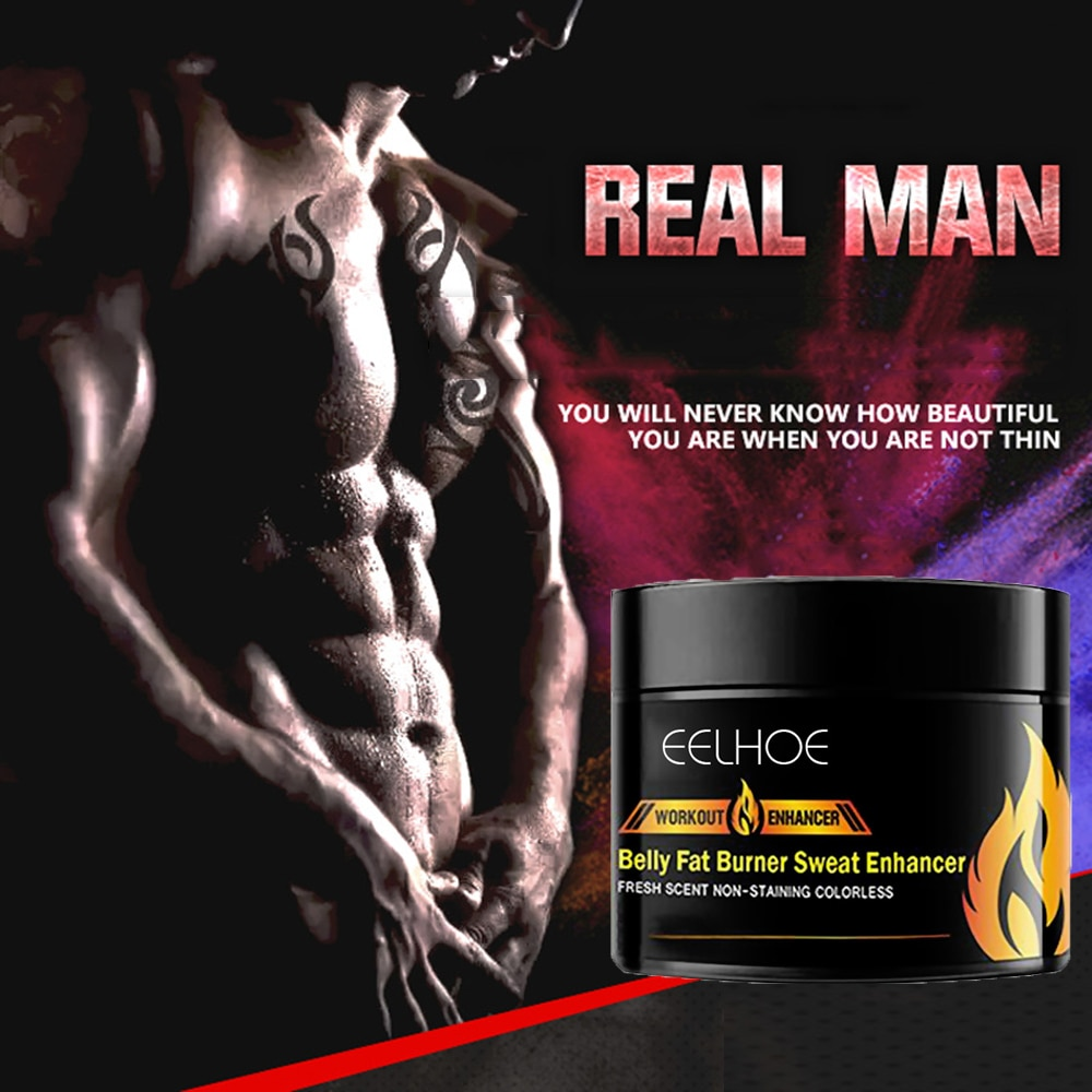 Powerful Abdominal Muscle Cream Fat Burning Enhancer Firming Strong Muscle Stimulate Muscles Fitness