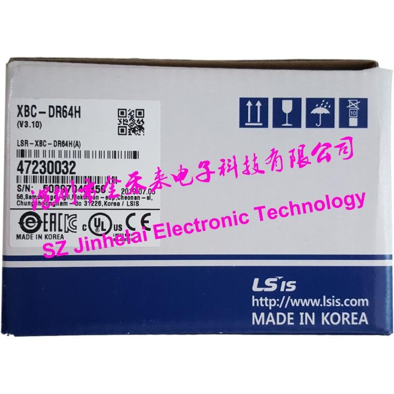 100% جديد و الأصلي XBC-DR64H LS PLC برمجة تحكم