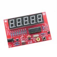 1Hz-50MHz Durable petit électronique facile installer Module conseil Conversion automatique bricolage fréquence mètre Kit cristal mesure