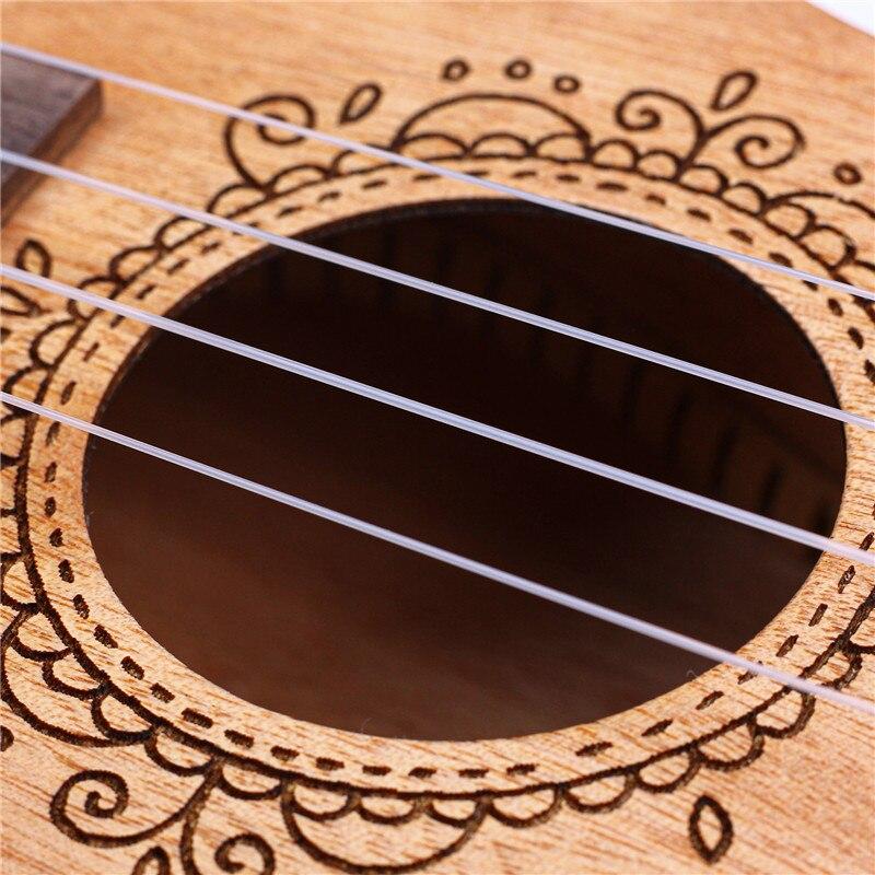 23 Inch Ukulele Okoume Plywood Soprano Ukulele Guitar Musical Gifts Instrument 4 String Hawaiian Children Adult Mini Guitarra enlarge