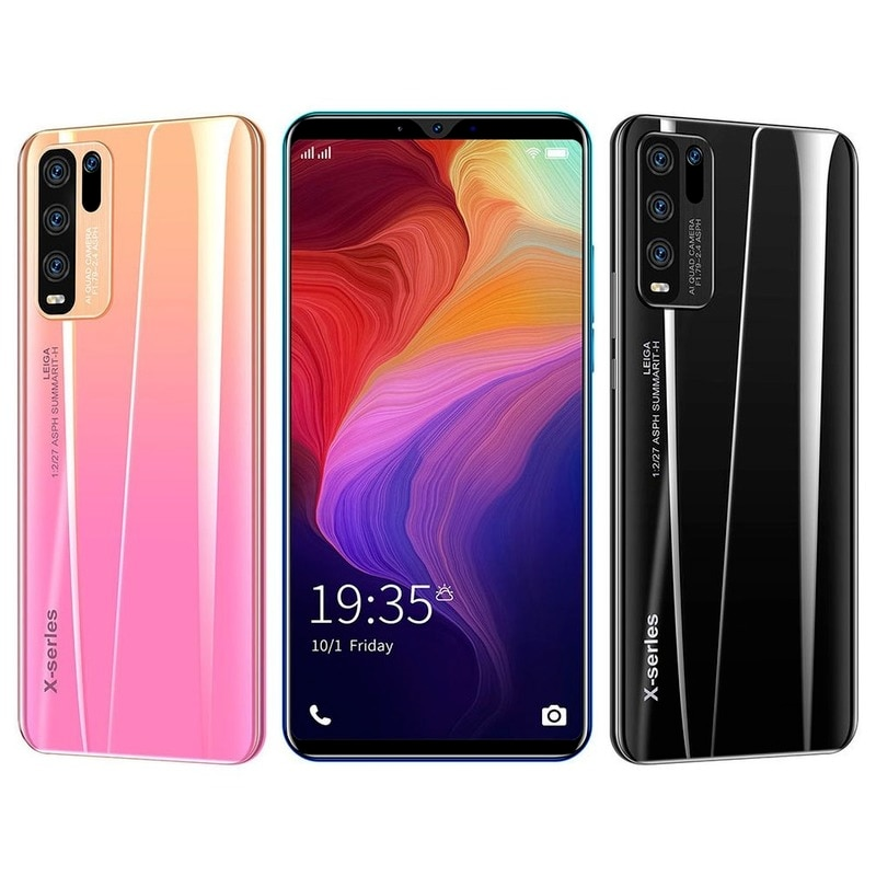 Y50 Pro Android Smartphone 5.8-inch Large Screen Dual SIM Dual Standby Fashion High Definition 8 Core enlarge