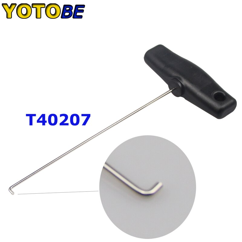 AliExpress - T40207 hook air conditioning port removal dashboard removal storage box removal air outlet removal hook tool For Audi Benz