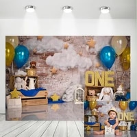 mehofond background birthday backdrop baby shower pink balloon flower photo background birthday party photocall backdrop prop