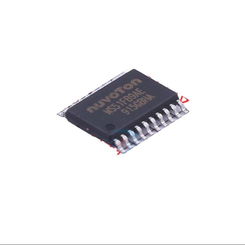 20 قطعة MS51FB9AE متوافق مع البديل N76E003AT20 TSSOP20