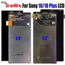 "Pantalla LCD Original de 6,5 pulgadas para Sony Xperia 10 Plus, pantalla LCD 10 Plus, I3213, I4213, pantalla táctil de reemplazo de 6,0 ""para Sony 10, LCD XA3"