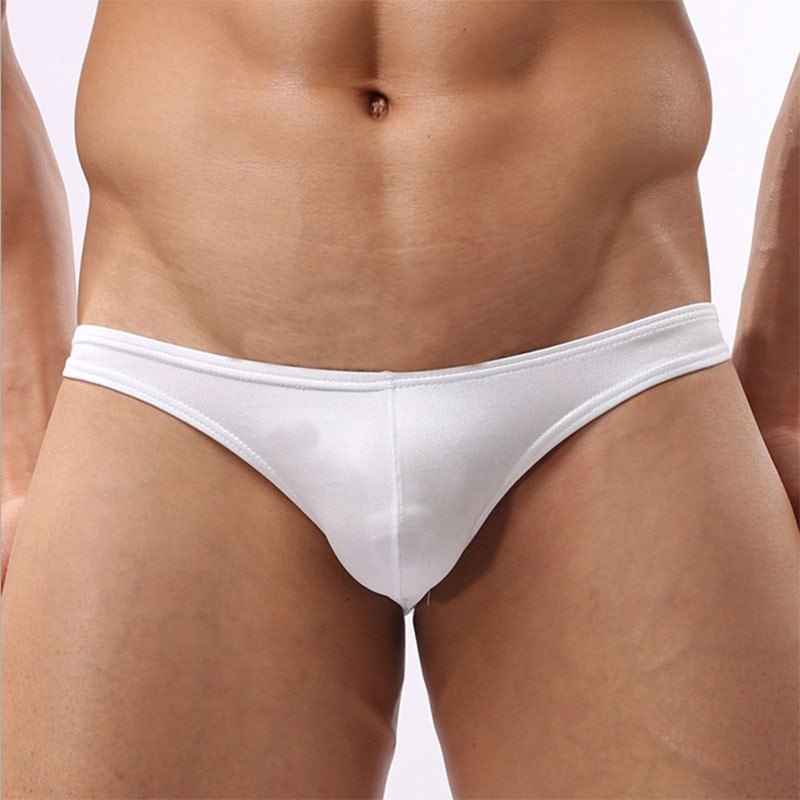 Men s Underwear Sexy Bikini T-shirt T-pants White , Yellow Red Black Blue Light Green M L XL