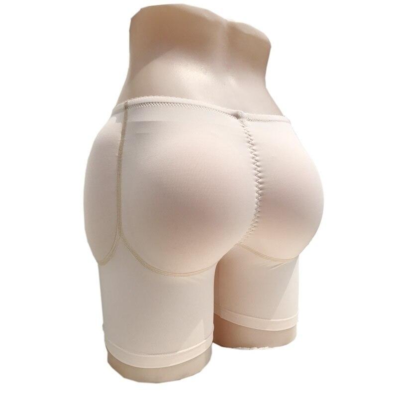 New Design Women Ladies Body Shaper Panty with 4 Pockets Butt Hip Sponge Pads Enhancer Fake Buttocks Padded Panties Hip Push Up
