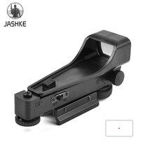 Lunette de visée point rouge lunette de visée Airsoft vue holographique lunette de chasse extérieure accessoires de fusil 11/20mm montage sur Rail
