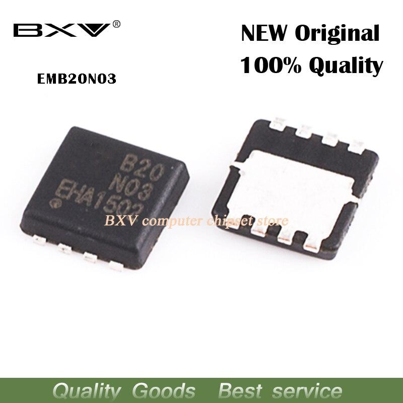 10pcs/lot  BQ24747 BQ24751 BQ24751A EMB09N03V EMB20N03  QFN new original