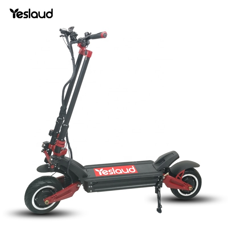 Обновленные электрические скутеры 72 в, складной, 3200 Вт, двухмоторный электрический скутер, скутер для взрослых Zero 11x