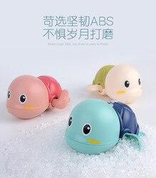 Diy bebê banho brinquedos de parede ventosa mármore corrida pista banheiro pinguim banheira crianças jogar jogos de água brinquedo conjunto para crianças