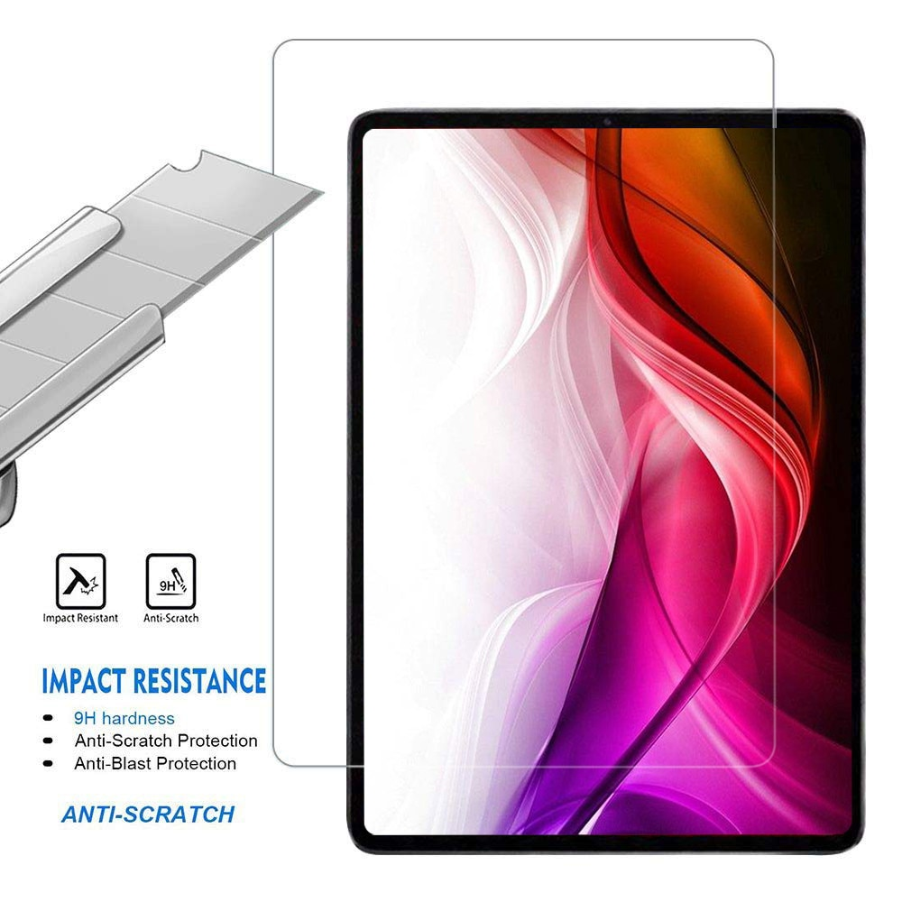 2 pc For New iPad Pro 11inch 2018 Ultra HD Clear Tempered Glass High Quality Tablet Screen Protector