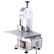Cutting Machine Commercial Stainless Steel Saw Meat Pork Ribs Slicer Big Bone Meat Slicer Bovine Bone Processing Equipment