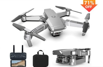 New Mini Drone Wide Angle 4K 1080P WiFi FPV Camera Drones Height Holding Mode RC Foldable Quadrotor Dron Toy Gift