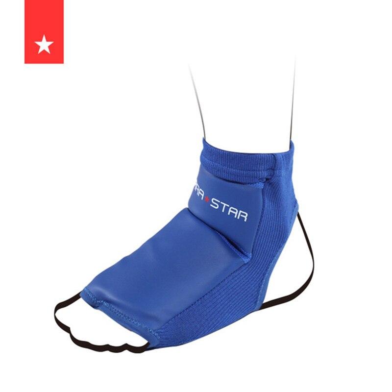 Protector de empeine MMA Flyspo, Protector de pie para entrenamiento de adultos, Protector de tobillo Muay Thai, soporte de tobillo, accesorios de Fitness