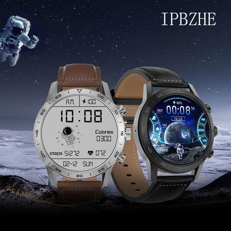 Ipbzhe 2021 Smart Watch Men Blood Pressure Music Sports Bluetooth Call Smart Watch Women Android Sma